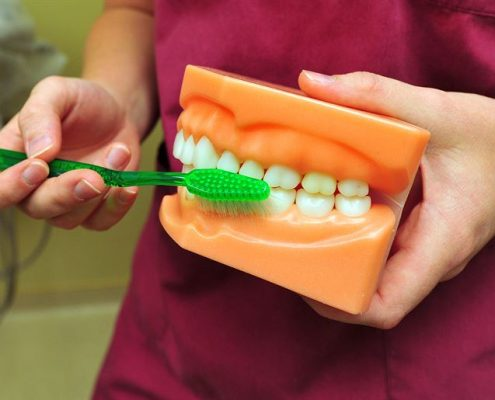 Teeth Cleaning and Plaque